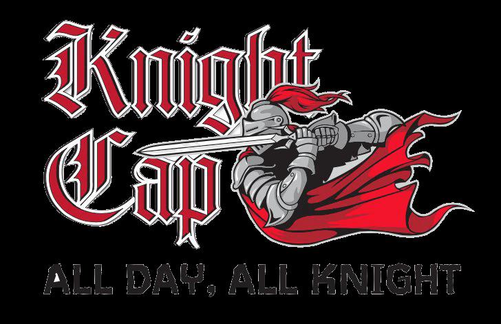 knight cap logo