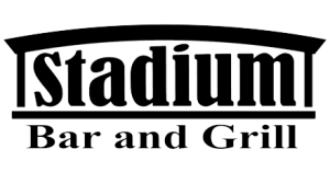stadium bar and grill logo